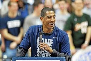 Kevin Ollie went from winning a national championship in 2014 to being fired by UConn four years later.