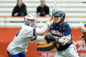 New Canaan High alum Michael Kraus will return to Dunning Stadium on Saturday as as member of the Virginia lacrosse team when the Cavaliers take on Vermont.
