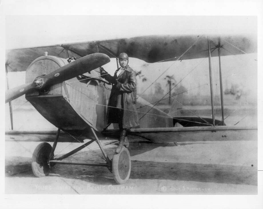 Bessie Coleman was an aviation pioneer. Photo: Michael Ochs Archives / Getty Images