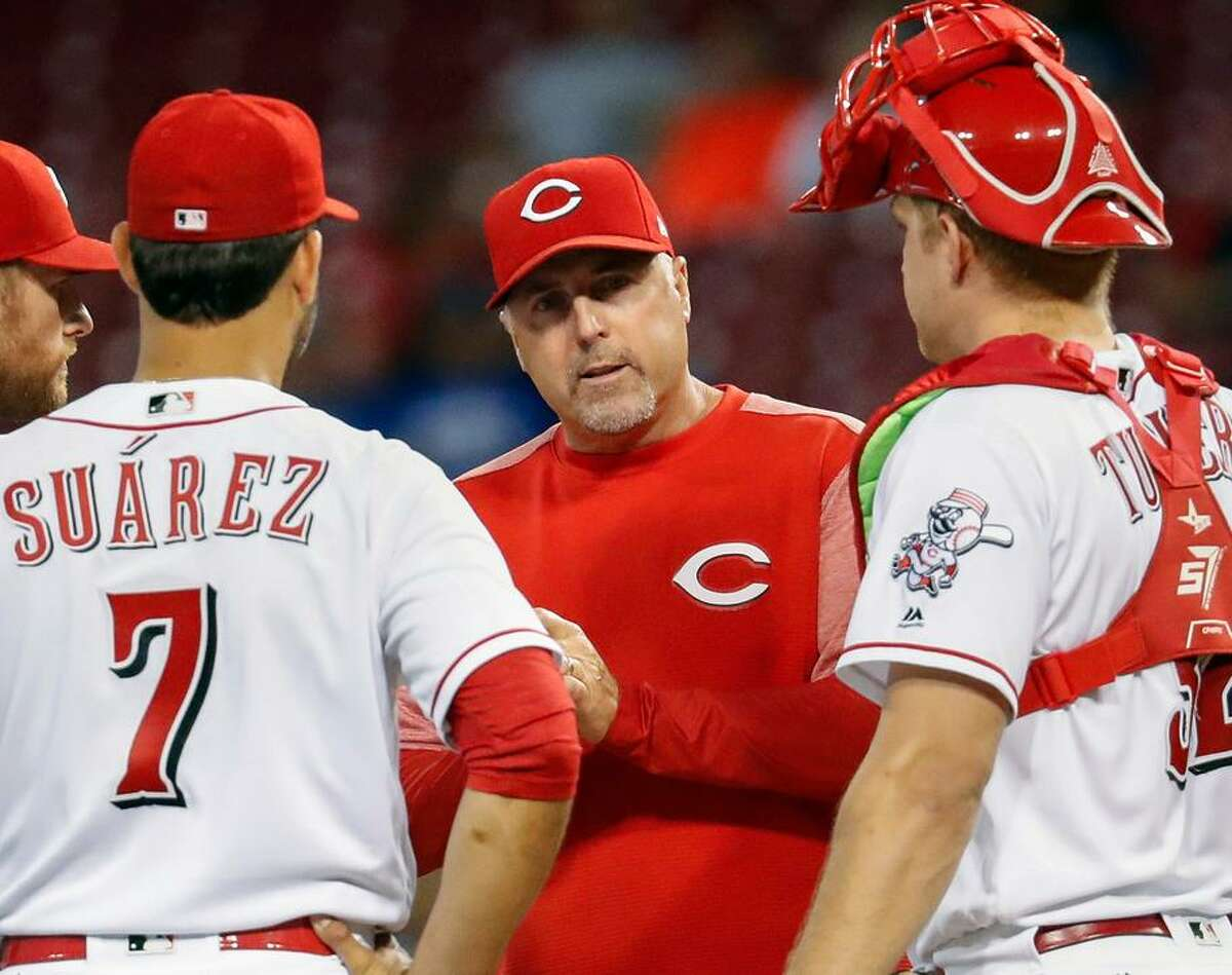 Bay Area native Bryan Price went 279-387 with the rebuilding Reds after taking over for the fired Dusty Baker in 2013.