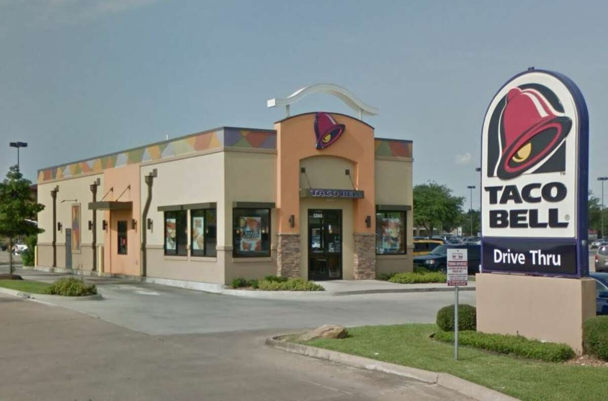 Taco Bell 12543 Westheimer Rd. Houston, TX 77077 Inspection Date: March 5, 2018