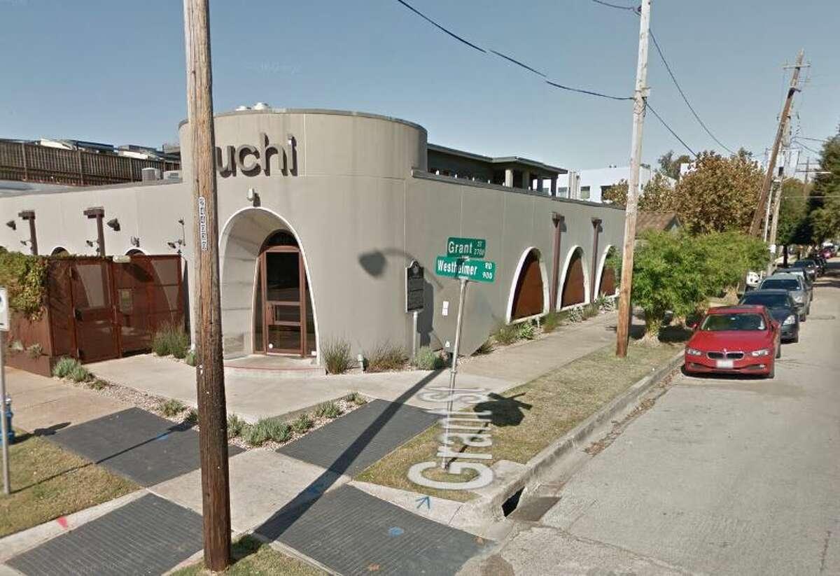 Uchi 904 Westheimer Rd. Houston, TX 77006 Inspection Date: March 11, 2018