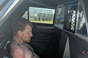 A transient man is accused of stealing a delivery truck containing beer and leading Santa Rosa police officers on a chase Thursday morning.