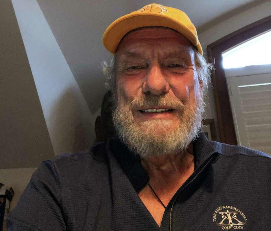 A selfie of former Golden State Warriors Coach Don Nelson as sent to San Francisco Chronicle Columnist Scott Ostler. Photo: Courtesy Don Nelson / Courtesy Don Nelson
