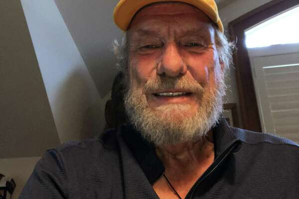 A selfie of former Golden State Warriors Coach Don Nelson as sent to San Francisco Chronicle Columnist Scott Ostler.
