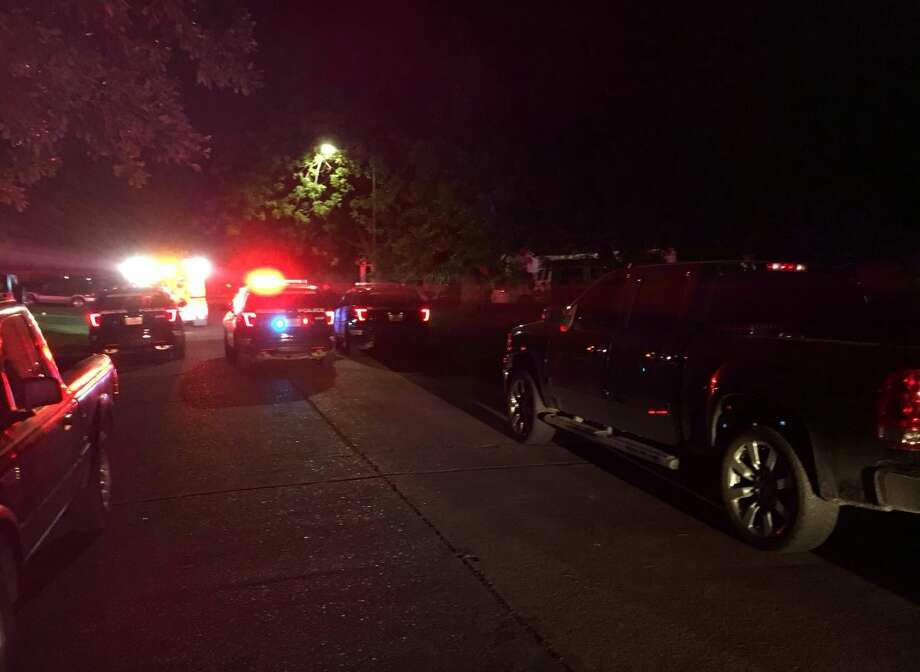 A suspected shooter called 911 to report