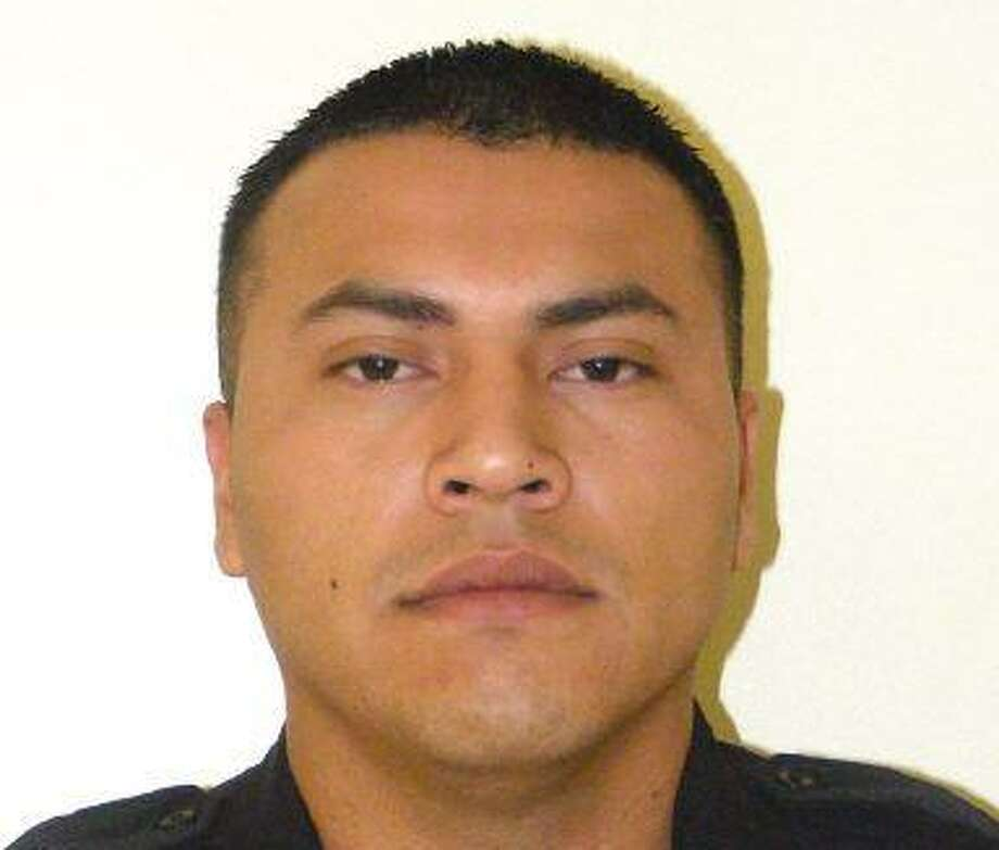 Bexar County Sheriff's Deputy Jose Raul Paez was indicted Thursday on a charge of assault causing bodily injury, authorities said. Photo: Courtesy /Bexar County Sheriff's Office