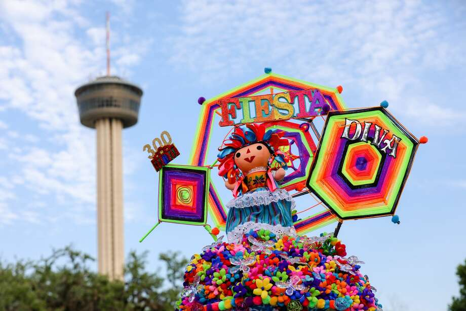 """Fall into Fiesta"" is scheduled for Sept. 28, from noon to 7 p.m., at Hemisfair. The Junior League of San Antonio is hosting the first-ever function ""to enjoy fun fiesta-filled activities in the fall,"" event details posted online say. Photo: Marco Garza"