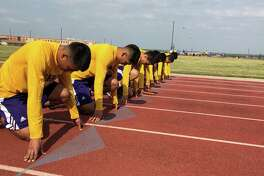 The LBJ 4x100-meter and 4x200-meter relay teams compete in the 29/30 6A Area meet Friday in La Joya as they attempt to advance to the regional meet for the second straight season.