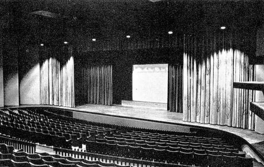 Hatheway Hall Theatre in Godfrey was designed to accommodate performances of all types. The theatre provides excellent facilities for concerts, recitals, lectures, films and dramatic productions. Its sound system and intimate theatre plan make possible a broad range of cultural programs. Photo:       File Photo