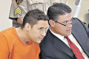 Ronald Anthony Burgos-Aviles, 28, appeared in court for the first time Thursday, asking the judge to set a bond and seeking his release for lack of probable cause.