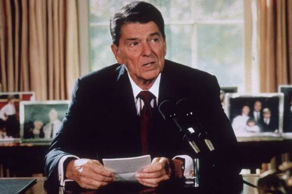 "American president Ronald Reagan in the 1980s invoked the image of the ""welfare queen,"" which seemingly endures in a GOP that can't seem to divorce itself from the 1980s."