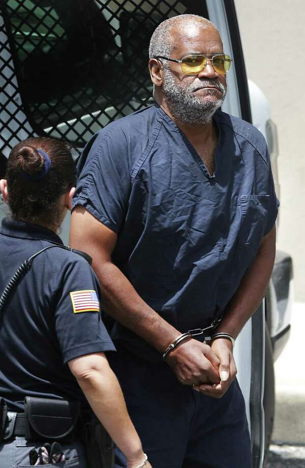 James Matthew Bradley Jr., 61, the driver of the tractor-trailer rig carrying the smuggled immigrants, was sentenced to life in prison without parole on Friday. Ten of the immigrants died. Photo: Bob Owen /San Antonio Express-News / ©2017 San Antonio Express-News
