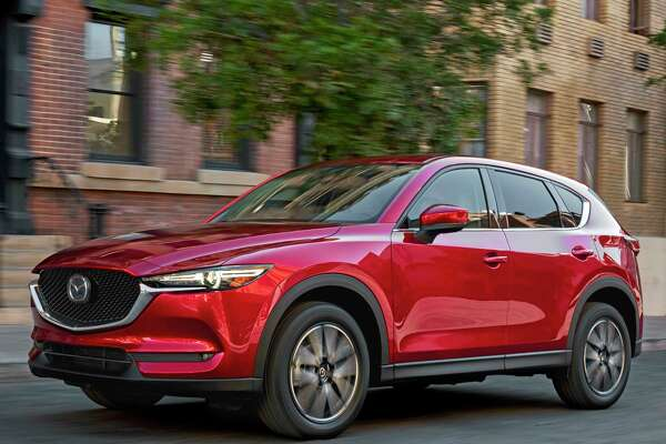 Mazda redesigned its CX-5 compact crossover for 2017, moving it into its second generation. For 2018., prices begin at $24,150 (plus $975 freight) and range as high as $30,945.