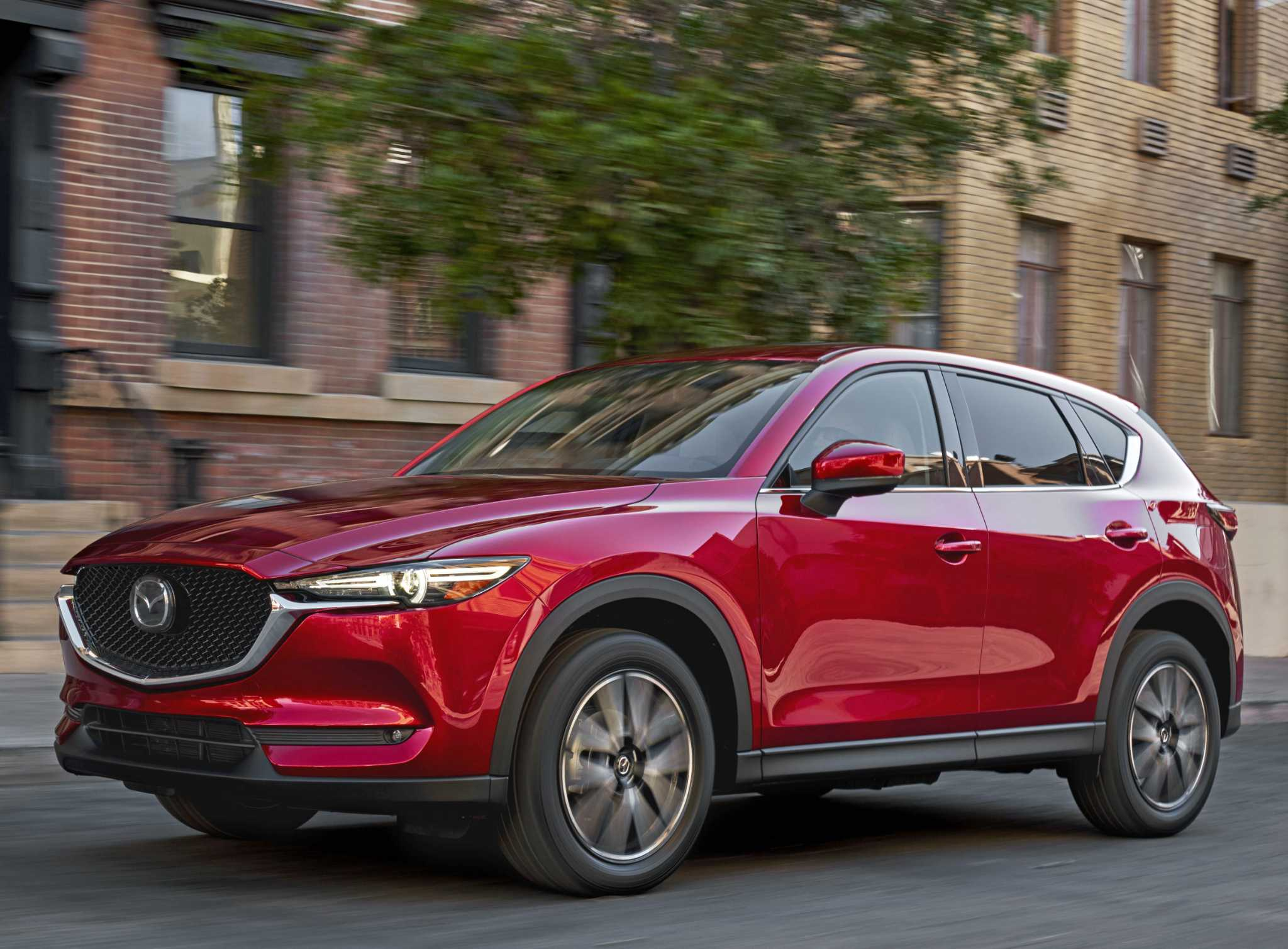 Mazda CX-5: Crossover gets upgrades for 2018, including more safety tech