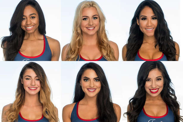 Do you recognize any of these local women? They're finalists competing to represent your hometown as 2018 Houston Texans cheerleaders.