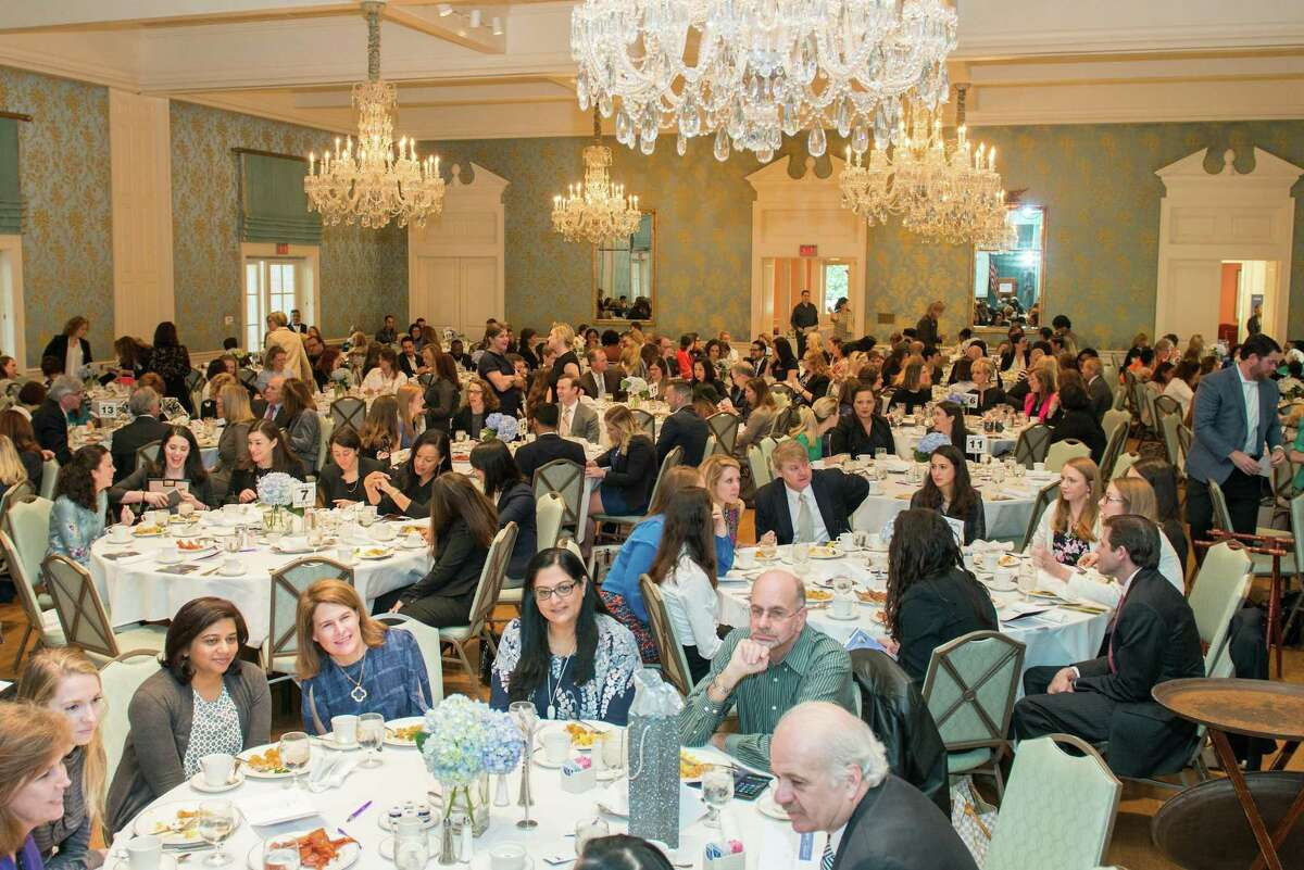 Hundreds turned out for theAVDA End Abuse 2018 Awareness Breakfast on April 11.