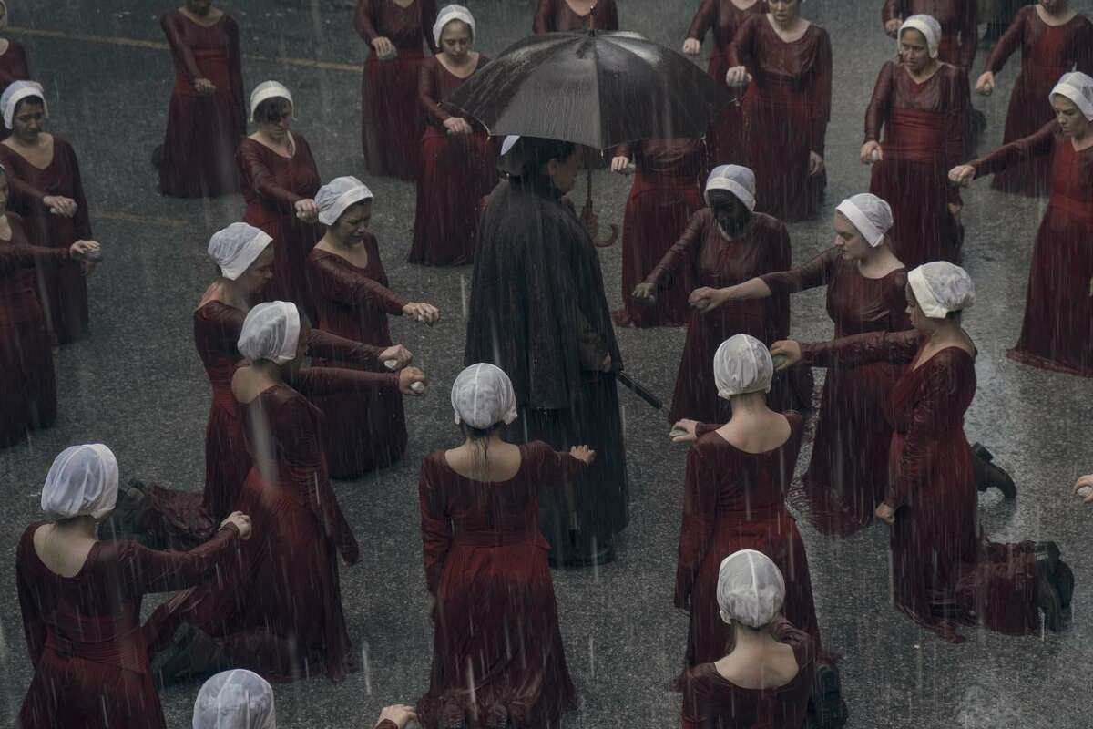 """""""The Handmaid's Tale"""" is unrelentingly dark, but offers rich rewards."""