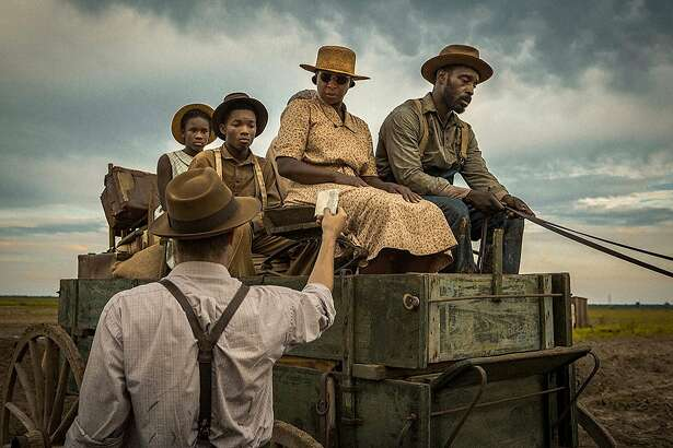 Garrett Hedlund, Mary J. Blige and Rob Morgan star in 'Mudbound'