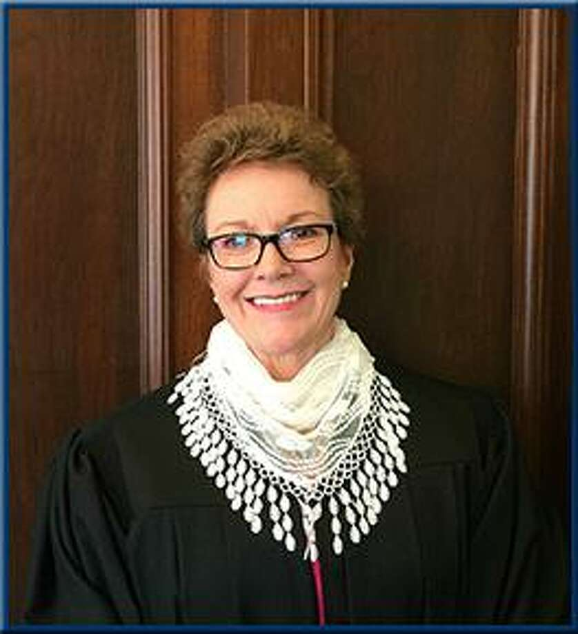 Probate Judge Kelly Cross has been publicly admonished by the Texas State Commission on Judicial Conduct. Photo: Courtesy /
