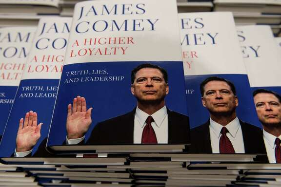 "Copies of ""A Higher Loyalty,"" the new memoir by former FBI Director James Comey, have been a big hit in bookstores throughout America and abroad. Comey recently called Donald Trump ""morally unfit"" to be president. A reader agrees."