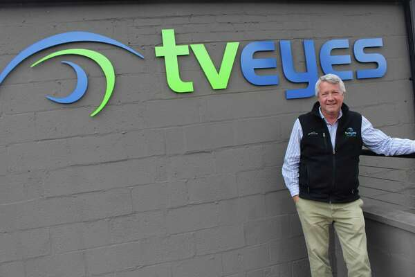 David Ives, Founder and CEO of TVEyes