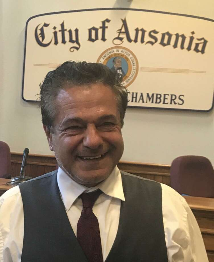 Ansonia Mayor David Cassetti said Gov. Dannel P. Malloy has nominated the city's Main Street as an opportunity zone providing tax incentives to developers. Photo: Contributed /