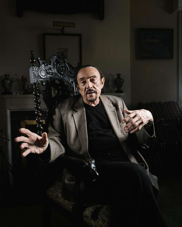 Psychologist Philip Zimbardo devised the Stanford Prison Experiment in 1971 to study the line between good and evil. Photo: Peter Prato / Special To The Chronicle
