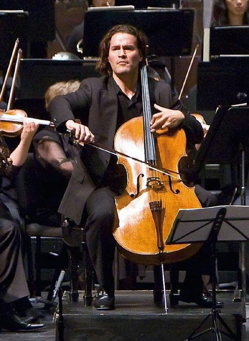 cellist zuill bailey takes a bow as don quixote
