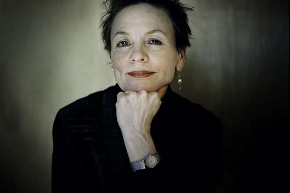 Musician Laurie Anderson  From âÄúHeart of a Dog,âÄù a film about musician Laurie Anderson and her late rat terriers Featured in Houston Cinema Arts Festival 2015