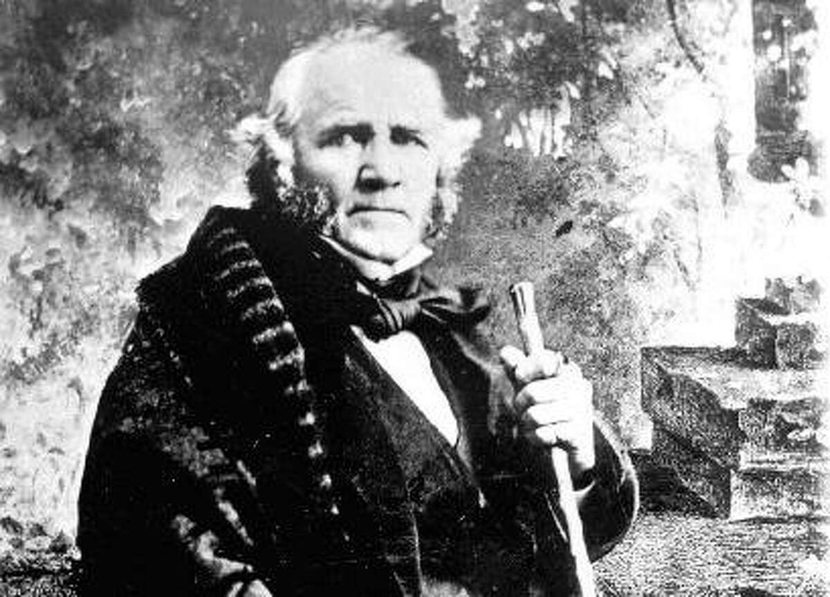 General Samuel Houston (1793-1863). Undated. One of Texas' most well known political figures, Sam Houston led the forces that defeated Mexican General Antonio López de Santa Anna at the battle of San Jacinto on April 21, 1836. He later served Texas as a president of the republic, a U.S. Senator and a governor.
