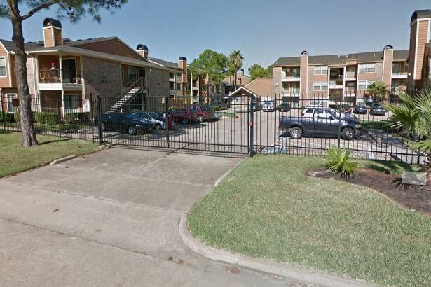 Houston police are trying to get a barricaded suspect who assaulted officers out of a northwest Houston apartment complex Friday night.