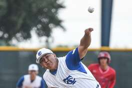 Cigarroa pitcher Freddy Flores will continue his playing career at Laredo Community College next year.