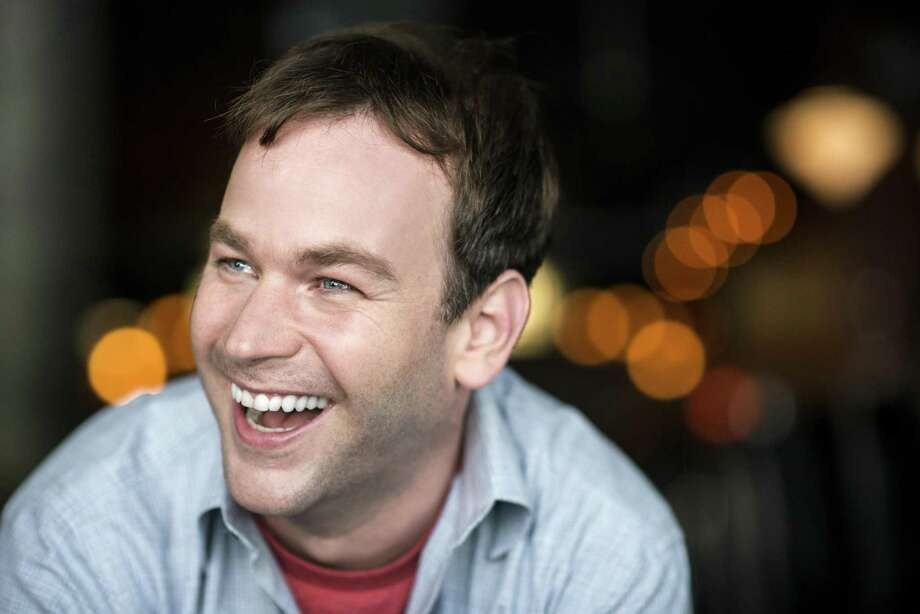 Comedian Mike Birbiglia will perform at College Street Music Hall in New Haven on May 5. Photo: Evan Sung / Contributed Photo / © Evan Sung
