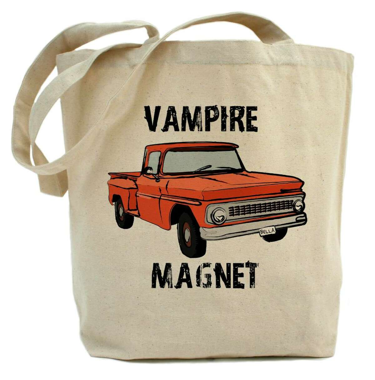 TOTALLY CUTE: At the online retailer Cafe Press, movie fans will find more than 960,000 Twilight-themed items, including totes, $17 each. (www.cafepress.com)