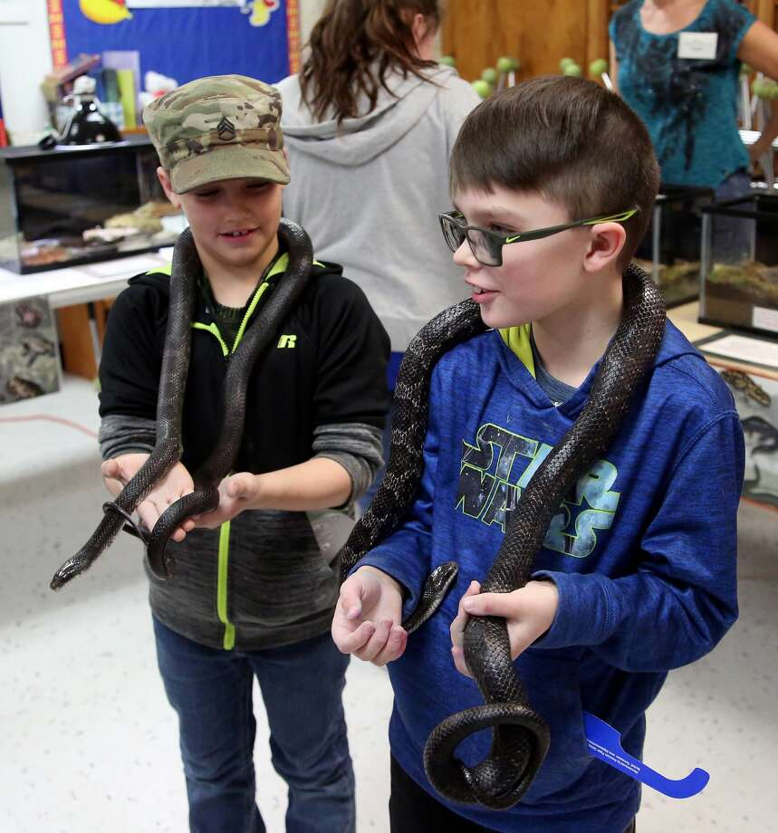 STEAM Showcase 2018 Photo: Paul P. Adams/Huron Daily Tribune