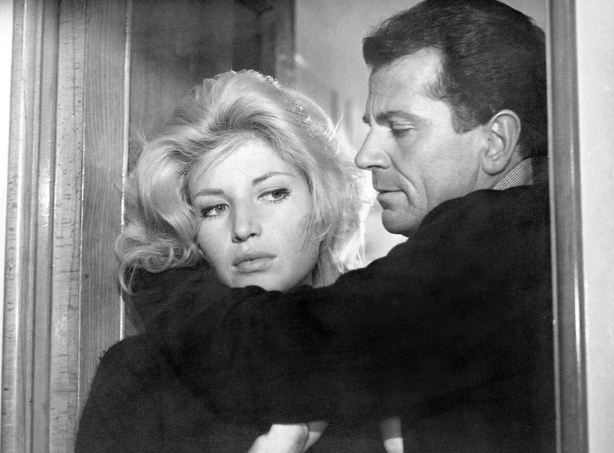 Monica Vitti and Gabriele Ferzetti� in Michelangelo Antonioni's L'Avventura (1960).