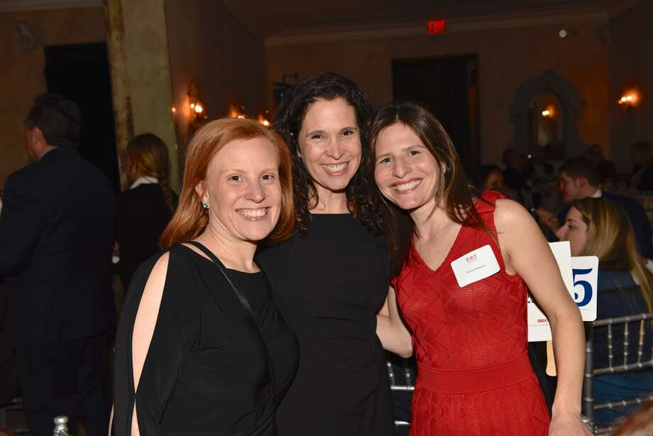End Allergies Together, an organization seeking to find a cure to food allergies, held a benefit at L'escale in Greenwich on April 19, 2018. Guests enjoyed cocktails, dinner and auctions. Were you SEEN? Photo: Marilyn Roos/Big Picture