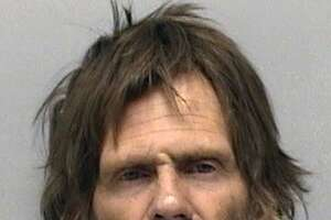 Christopher Motzer, 49, of Guilford, Conn., was charged with attempted third-degree criminal mischief, third-degree criminal trespass, possession of burglary tools and possession of drug paraphernalia.