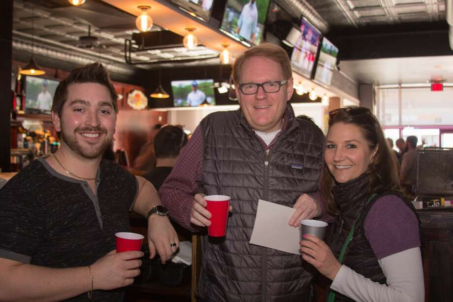 The 2018 Blind Beer Awards took place at the Blind Rhino in Norwalk on April 21, 2018. Guests sampled 12 of Connecticut beers without knowing what they were drinking. Drinkers then voted for their favorite. Were you SEEN? Photo: Jason Raikes