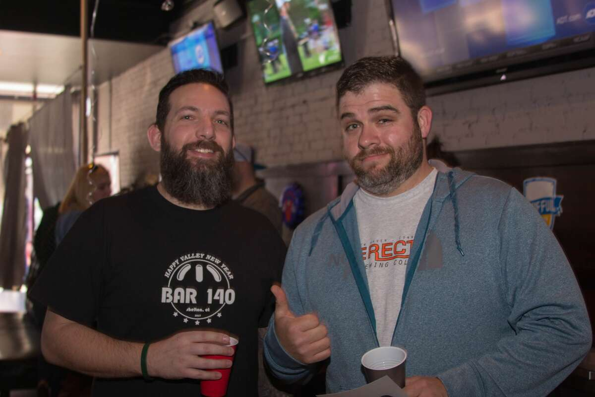 The 2018 Blind Beer Awards took place at the Blind Rhino in Norwalk on April 21, 2018. Guests sampled 12 of Connecticut beers without knowing what they were drinking. Drinkers then voted for their favorite. Were you SEEN?