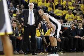 Among the hard questions this offseason is whether Gregg Popovich and Manu Ginobili will return for the Spurs.