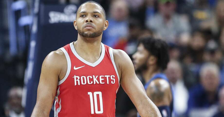 The Rockets will be looking for more from the likes of Eric Gordon in Monday's Game 4 against the Timberwolves in Minneapolis. Photo: Michael Ciaglo/Houston Chronicle