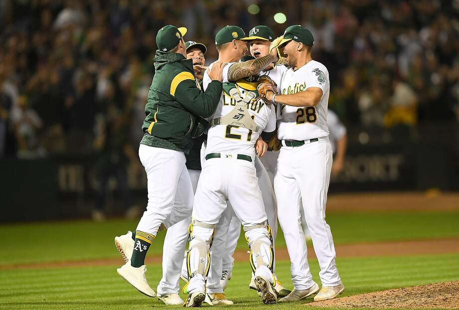 Sean Manaea throws seventh no-hitter in Oakland A's history