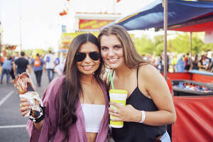 Even though thundershowers loomed over festivities throughout the day and evening, Fiesta Oyster Bake carried on Saturday, April 22, 2018, with music, dancing, revelry and an array of tasty treats.