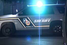 Bexar County Sheriff's deputies are investigating a shooting on the far West Side early Sunday, April 22, 2018. A child may have been injured in the shooting, but an update on her condition was not available Sunday morning.