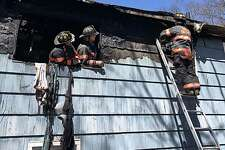 South Fire District crews knocked down a structure fire Saturday morning at a home on Bartholomew Road in Middletown.