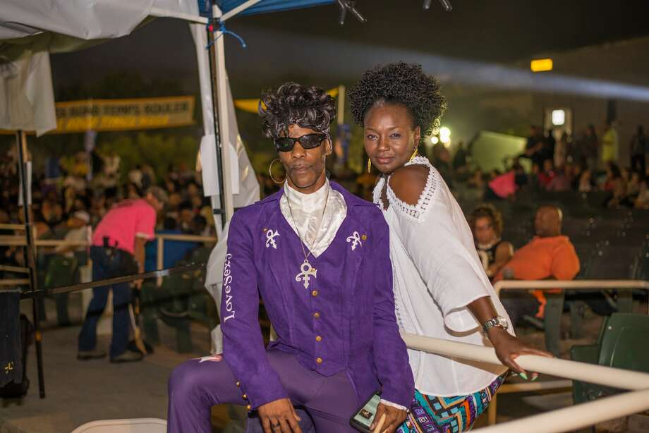 Fiesta got a tasty injection of cajun spice and N'awlins style at the annual, flavorful Taste of New Orleans Saturday, April 21, 2018. Photo: Kody Melton For MySA