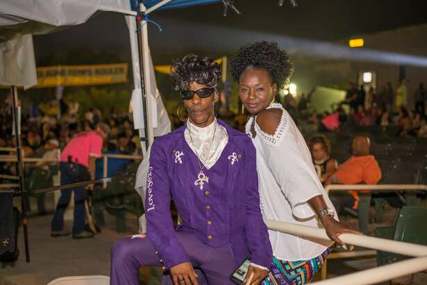 Fiesta got a tasty injection of cajun spice and N'awlins style at the annual, flavorful Taste of New Orleans Saturday, April 21, 2018.