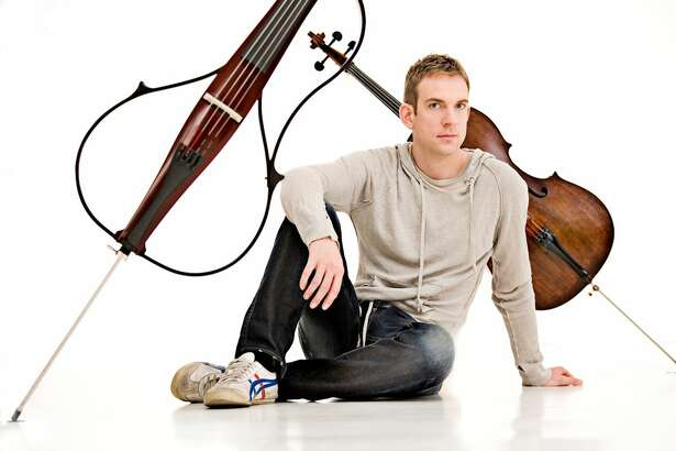 """The Philadelphia Orchestra,  8 p.m. Saturday.  """"Heavenly Journeys"""" features cellist Johannes Moser with conductor Bramwell Tovey."""